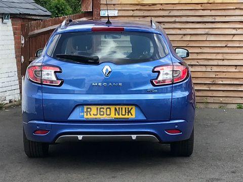 2011 Renault Megane 1.5 dCi Dynamique TomTom Sport Tourer 5dr - Picture 7 of 36