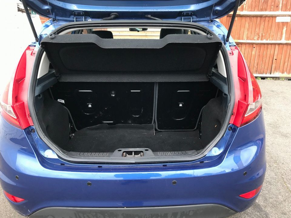 2009 Ford Fiesta 1.4 TDCi Style + 5dr - Picture 10 of 26