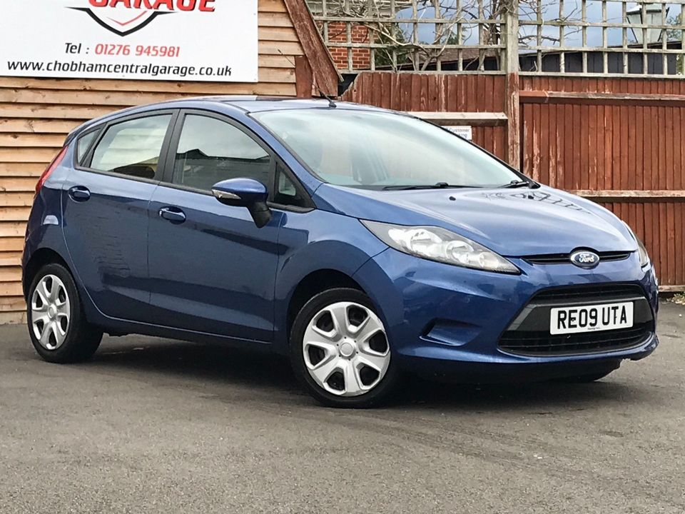 2009 Ford Fiesta 1.4 TDCi Style + 5dr - Picture 1 of 26