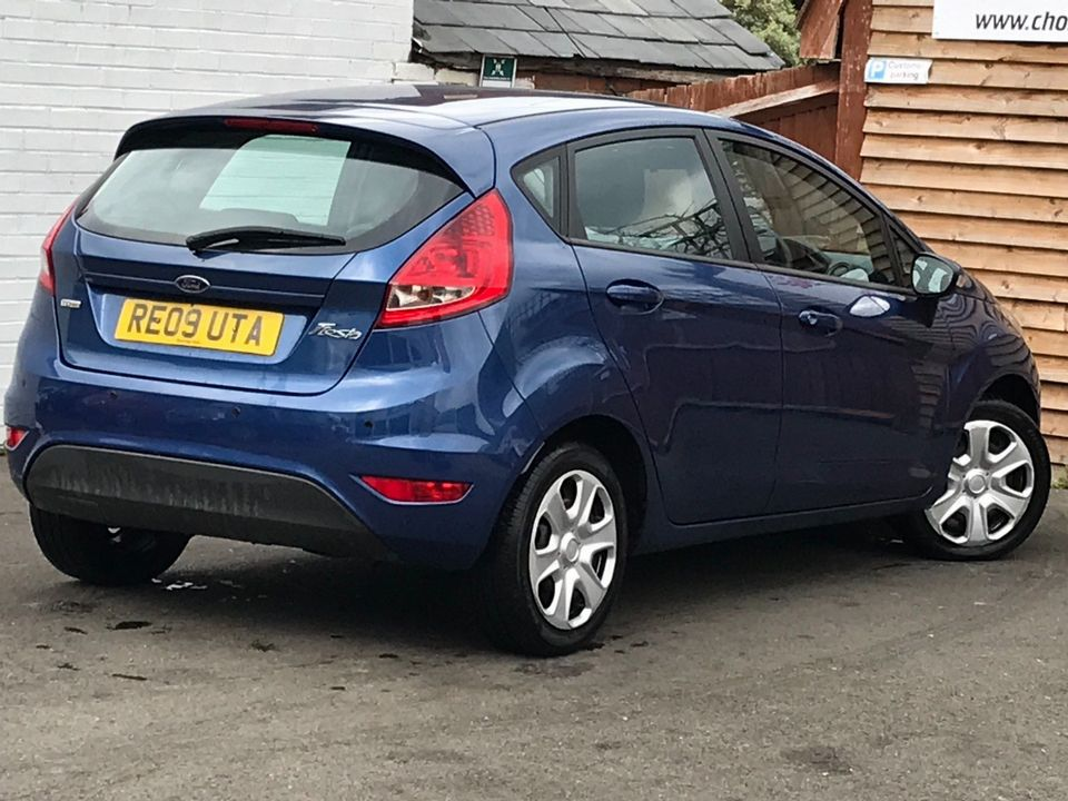 2009 Ford Fiesta 1.4 TDCi Style + 5dr - Picture 5 of 26