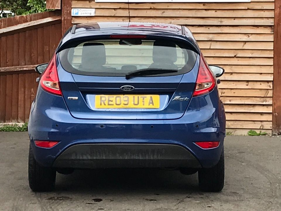 2009 Ford Fiesta 1.4 TDCi Style + 5dr - Picture 6 of 26