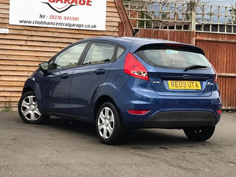 2009 Ford Fiesta 1.4 TDCi Style + 5dr - Picture 7 of 26