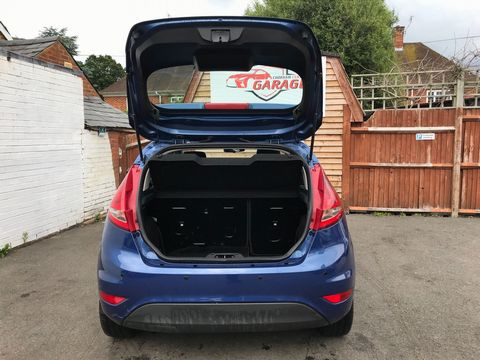 2009 Ford Fiesta 1.4 TDCi Style + 5dr - Picture 9 of 26