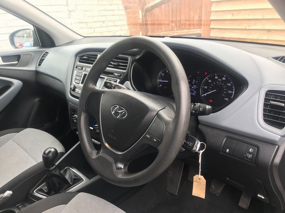 2016 Hyundai i20 1.2 Blue Drive S (s/s) 5dr - Picture 13 of 30