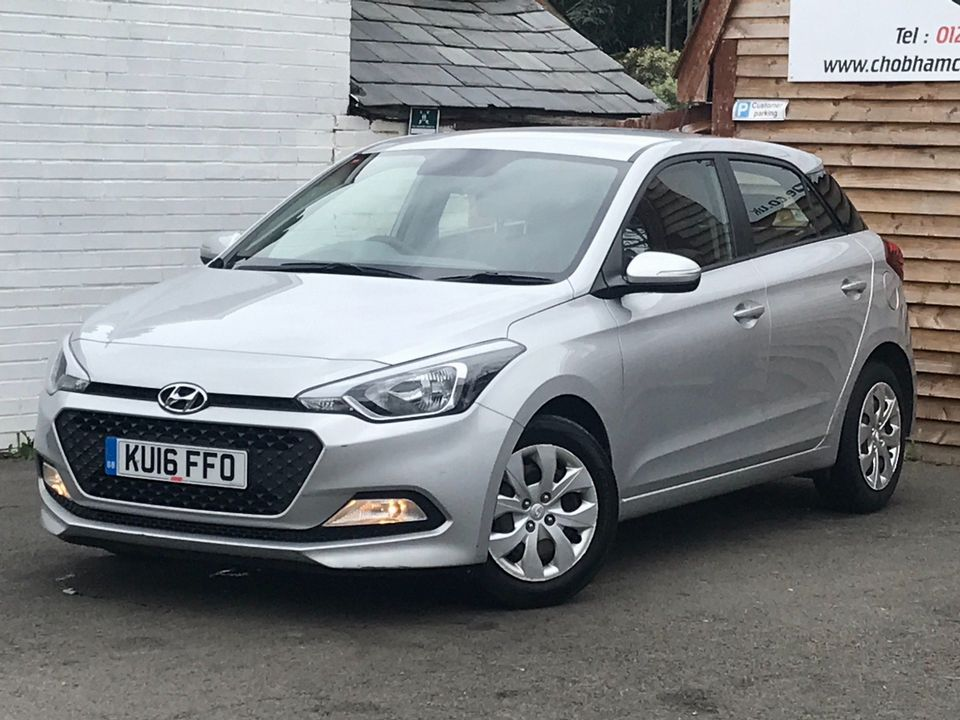 2016 Hyundai i20 1.2 Blue Drive S (s/s) 5dr - Picture 5 of 30