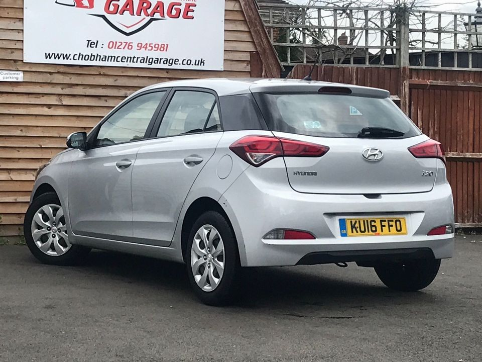 2016 Hyundai i20 1.2 Blue Drive S (s/s) 5dr - Picture 6 of 30