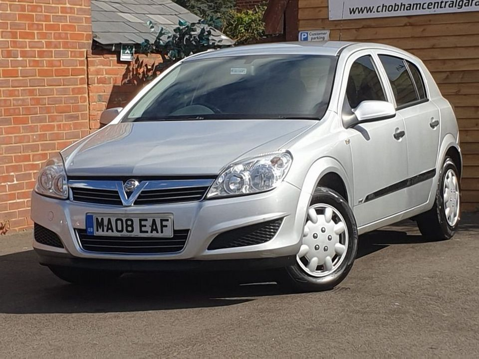 2008 Vauxhall Astra 1.8 i 16v Life Hatchback 5dr Petrol Automatic (187 g/km, 138 bhp) - Picture 6 of 20