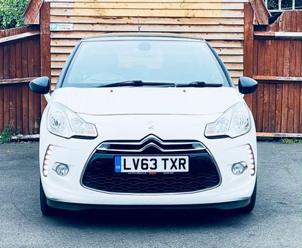 2013 Citroen DS3 1.6 e-HDi Airdream DStyle Plus 3dr - Picture 2 of 15