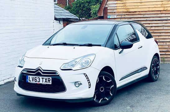 2013 Citroen DS3 1.6 e-HDi Airdream DStyle Plus 3dr - Picture 3 of 15