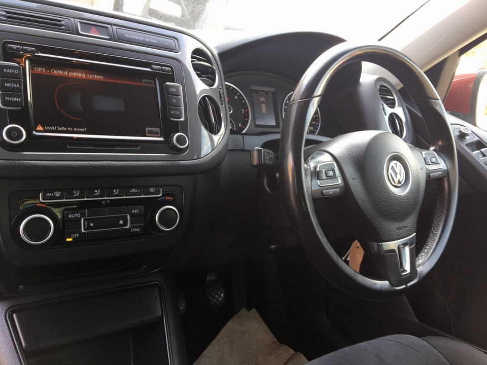 2013 Volkswagen Tiguan 2.0 TDI BlueMotion Tech SE 2WD (s/s) 5dr - Picture 12 of 40