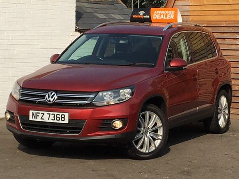 2013 Volkswagen Tiguan 2.0 TDI BlueMotion Tech SE 2WD (s/s) 5dr - Picture 4 of 40