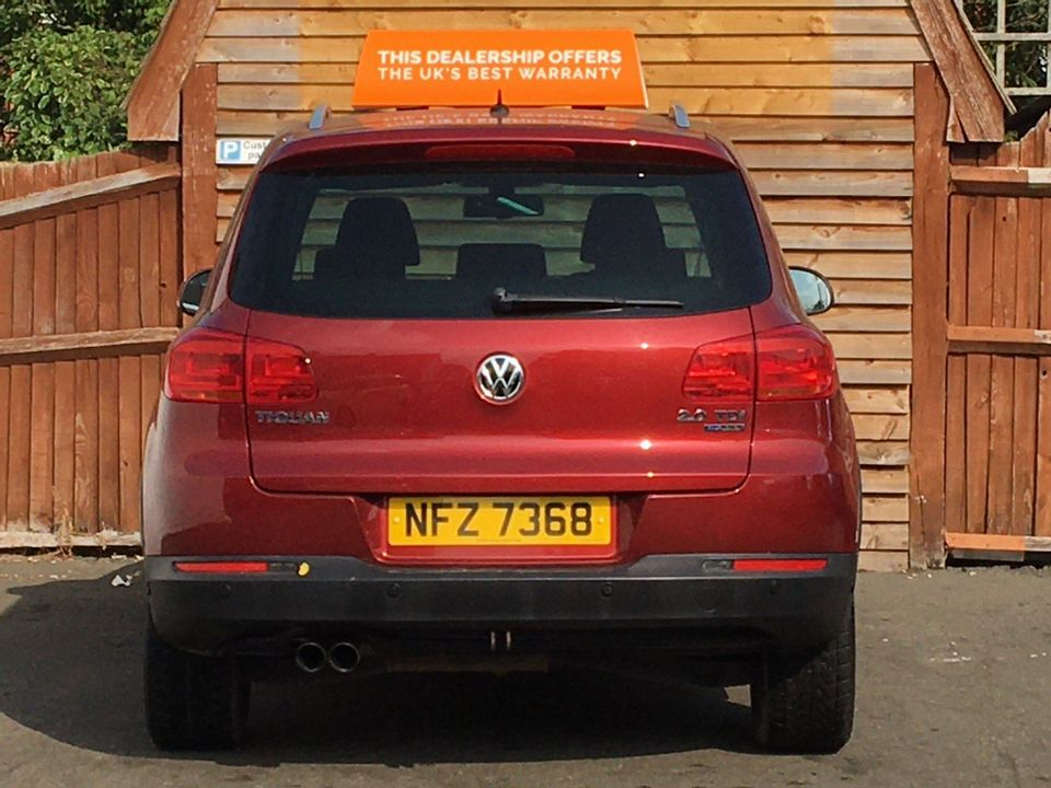 2013 Volkswagen Tiguan 2.0 TDI BlueMotion Tech SE 2WD (s/s) 5dr - Picture 6 of 40