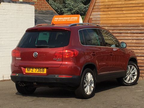 2013 Volkswagen Tiguan 2.0 TDI BlueMotion Tech SE 2WD (s/s) 5dr - Picture 7 of 40