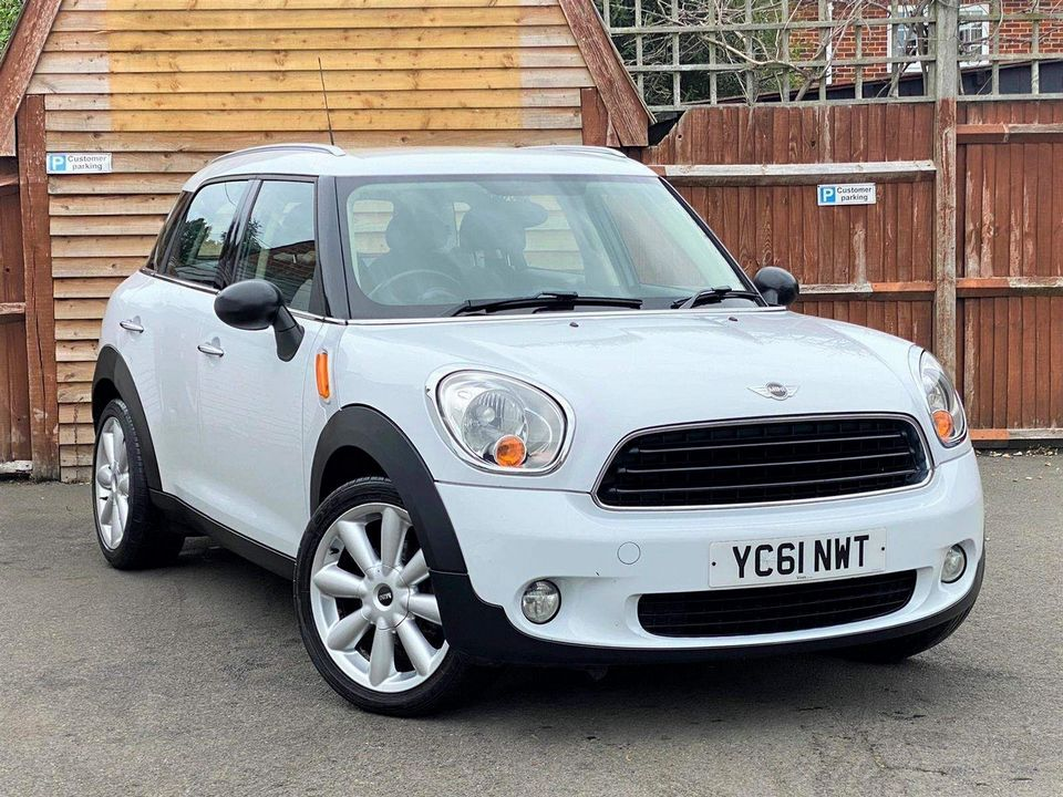 2011 MINI Countryman 1.6 One 5dr - Picture 1 of 16