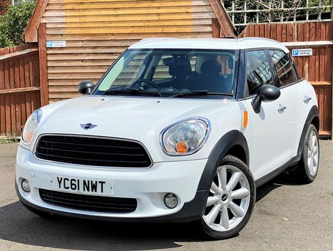 2011 MINI Countryman 1.6 One 5dr - Picture 4 of 16