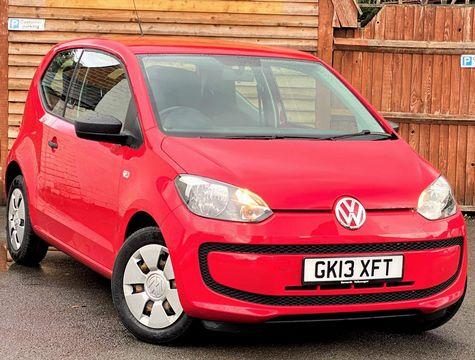2013 Volkswagen up! 1.0 Take up! 3dr