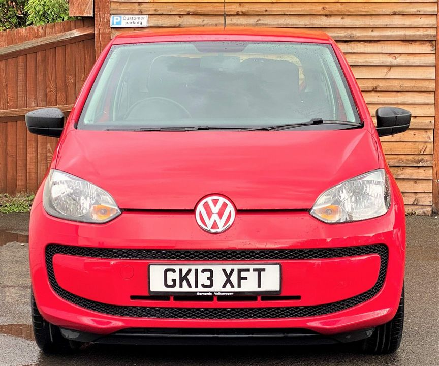 2013 Volkswagen up! 1.0 Take up! 3dr - Picture 2 of 12