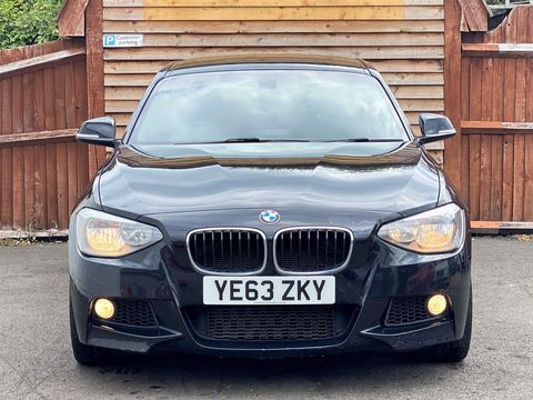 2013 BMW 1 Series 2.0 118d M Sport Sports Hatch (s/s) 5dr - Picture 3 of 19
