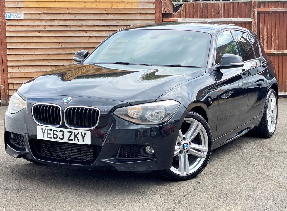 2013 BMW 1 Series 2.0 118d M Sport Sports Hatch (s/s) 5dr - Picture 5 of 19