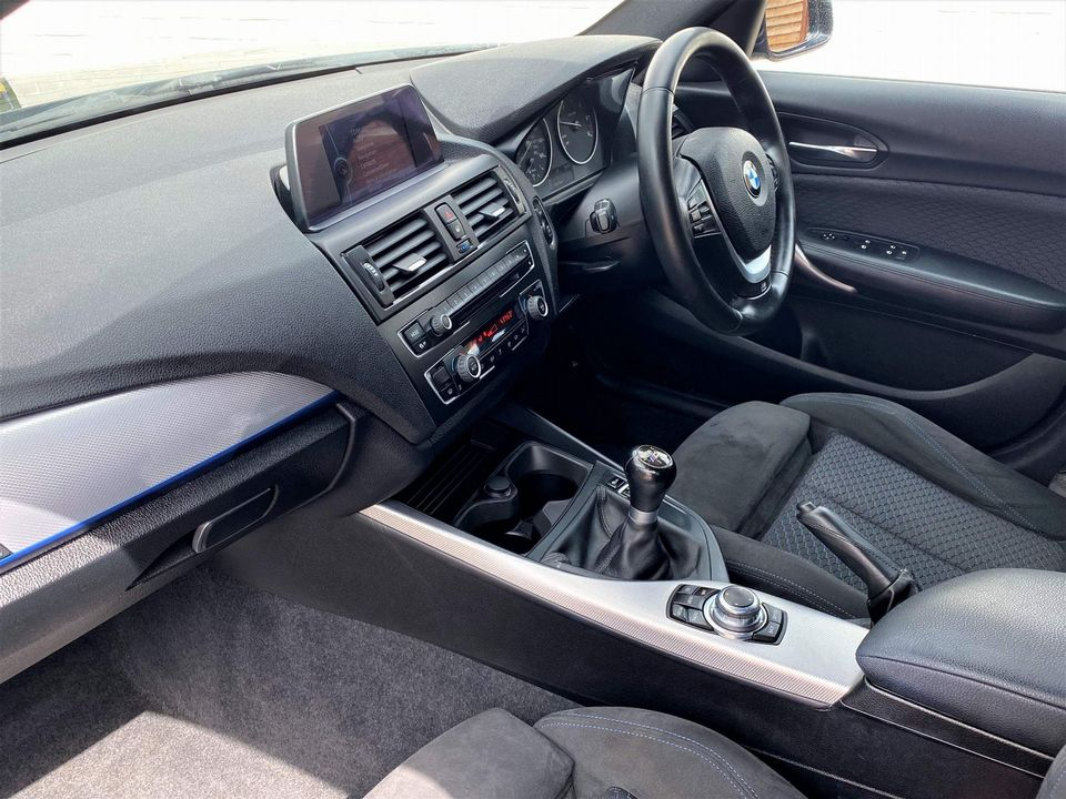 2013 BMW 1 Series 2.0 118d M Sport Sports Hatch (s/s) 5dr - Picture 6 of 19