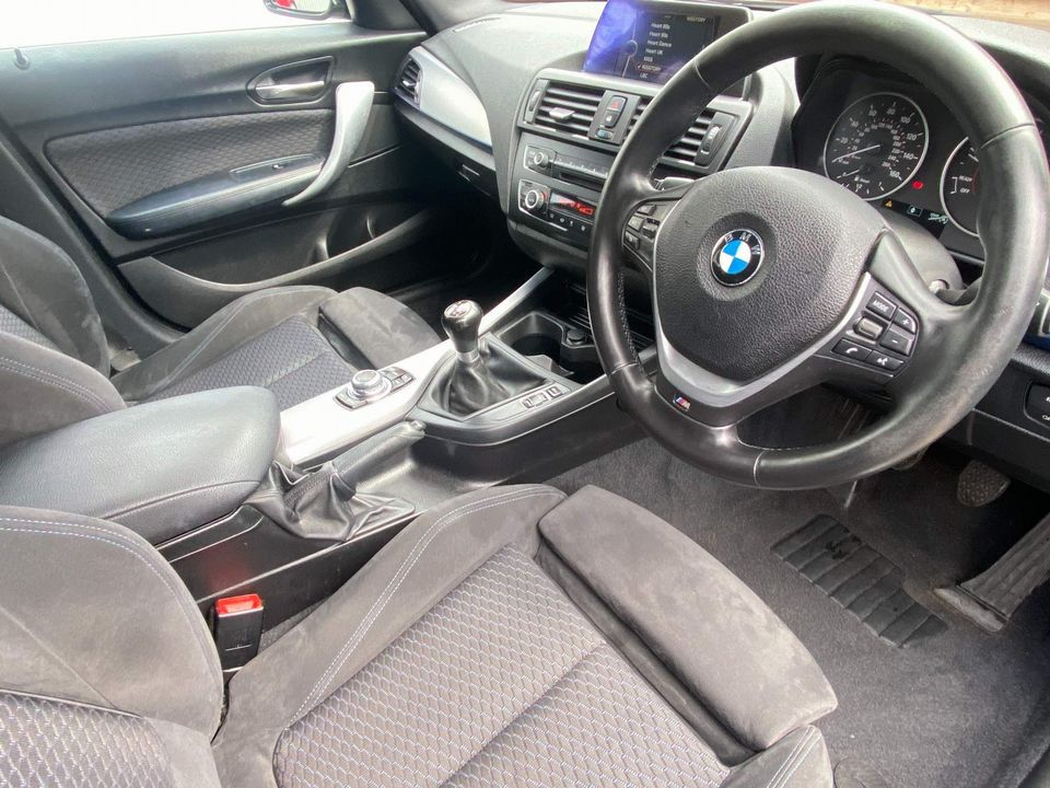 2013 BMW 1 Series 2.0 118d M Sport Sports Hatch (s/s) 5dr - Picture 8 of 19