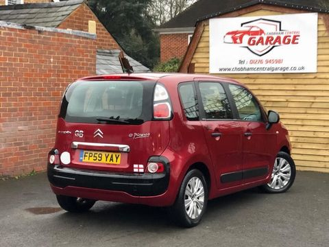 2009 Citroen C3 Picasso 1.6 HDi 8v VTR+ 5dr - Picture 10 of 27