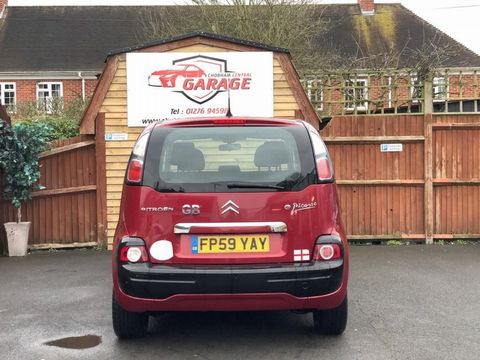 2009 Citroen C3 Picasso 1.6 HDi 8v VTR+ 5dr - Picture 11 of 27