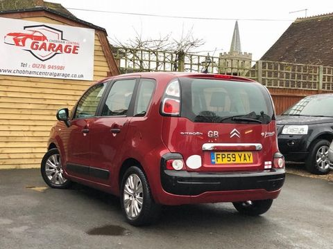 2009 Citroen C3 Picasso 1.6 HDi 8v VTR+ 5dr - Picture 12 of 27