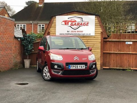 2009 Citroen C3 Picasso 1.6 HDi 8v VTR+ 5dr - Picture 1 of 27