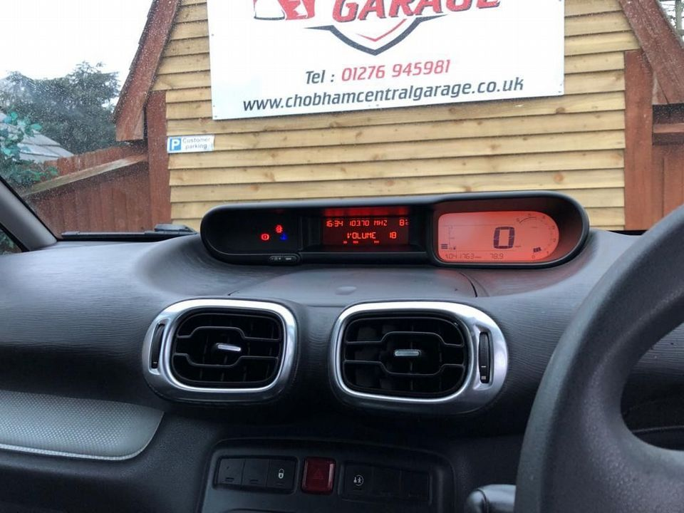 2009 Citroen C3 Picasso 1.6 HDi 8v VTR+ 5dr - Picture 25 of 27