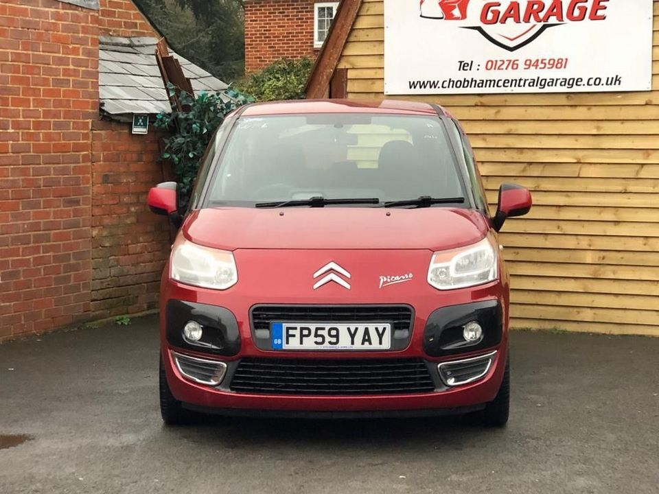 2009 Citroen C3 Picasso 1.6 HDi 8v VTR+ 5dr - Picture 4 of 27