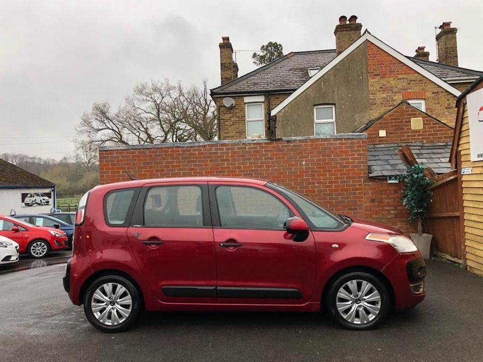 2009 Citroen C3 Picasso 1.6 HDi 8v VTR+ 5dr - Picture 8 of 27