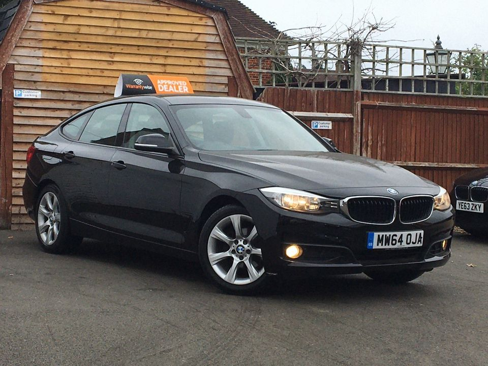 2014 BMW 3 Series Gran Turismo 2.0 318d SE GT (s/s) 5dr - Picture 1 of 39