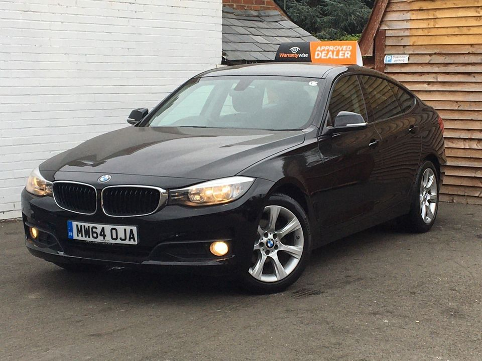 2014 BMW 3 Series Gran Turismo 2.0 318d SE GT (s/s) 5dr - Picture 3 of 39