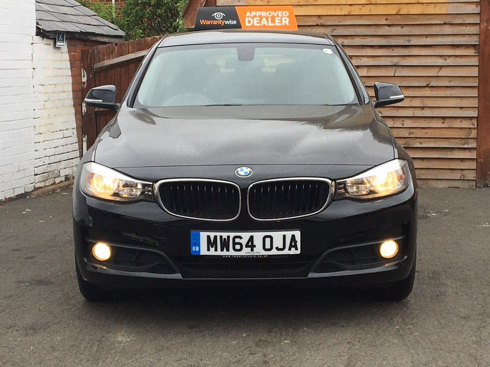 2014 BMW 3 Series Gran Turismo 2.0 318d SE GT (s/s) 5dr - Picture 4 of 39