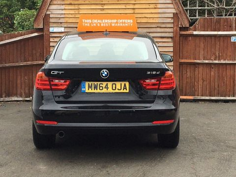 2014 BMW 3 Series Gran Turismo 2.0 318d SE GT (s/s) 5dr - Picture 6 of 39