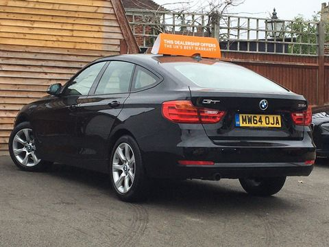 2014 BMW 3 Series Gran Turismo 2.0 318d SE GT (s/s) 5dr - Picture 7 of 39