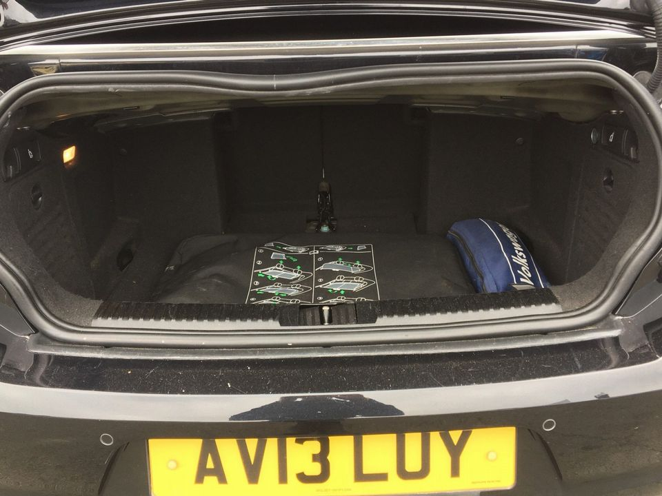 2013 Volkswagen Golf 1.6 TDI BlueMotion Tech SE Cabriolet 2dr - Picture 16 of 37