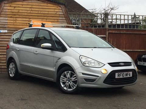 2010 Ford S-Max 2.0 TDCi Zetec 5dr - Picture 1 of 34