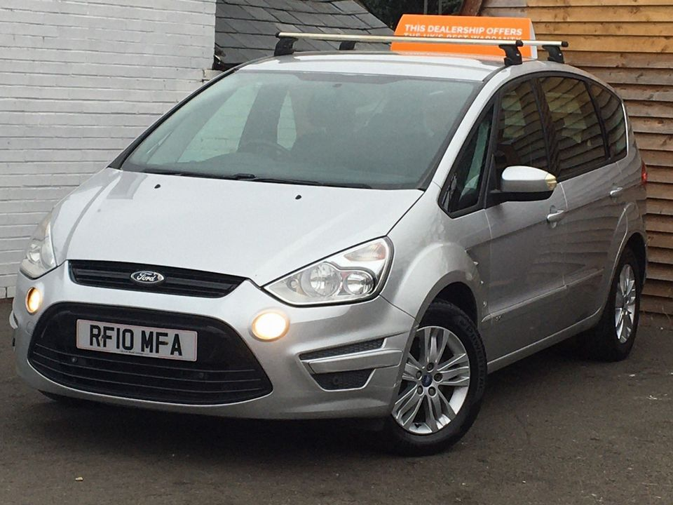 2010 Ford S-Max 2.0 TDCi Zetec 5dr - Picture 4 of 34