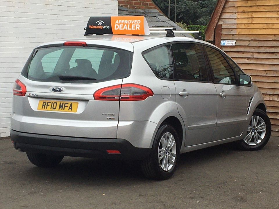 2010 Ford S-Max 2.0 TDCi Zetec 5dr - Picture 5 of 34