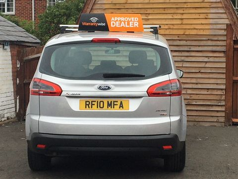 2010 Ford S-Max 2.0 TDCi Zetec 5dr - Picture 6 of 34