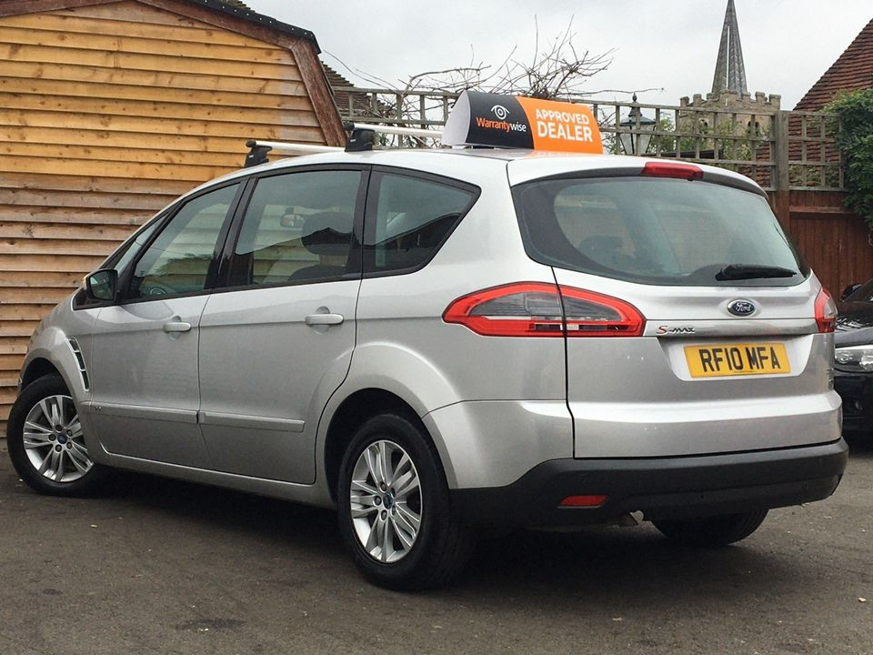 2010 Ford S-Max 2.0 TDCi Zetec 5dr - Picture 7 of 34