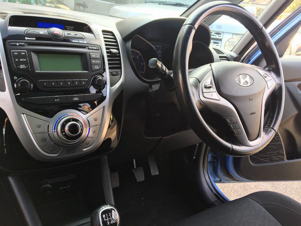 2014 Hyundai ix20 1.6 CRDi Style 5dr - Picture 14 of 35
