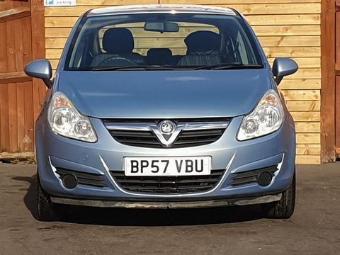 2008 Vauxhall Corsa 1.4 i 16v Club 5dr - Picture 4 of 24