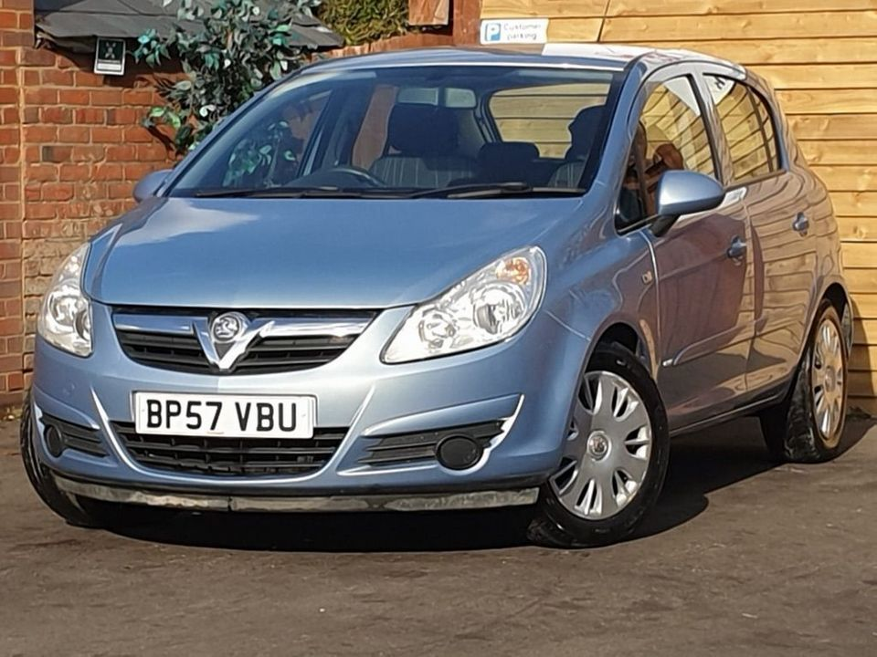 2008 Vauxhall Corsa 1.4 i 16v Club 5dr - Picture 5 of 24