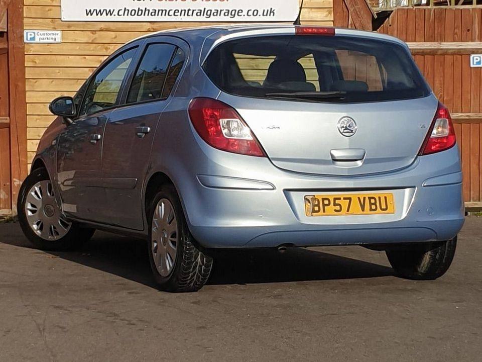 2008 Vauxhall Corsa 1.4 i 16v Club 5dr - Picture 7 of 24
