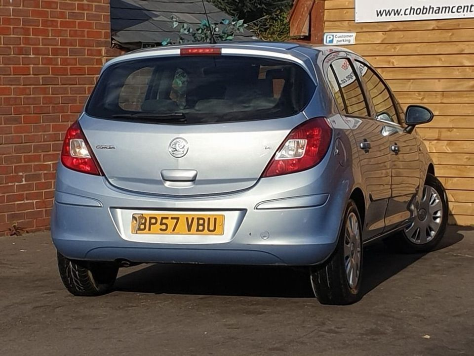 2008 Vauxhall Corsa 1.4 i 16v Club 5dr - Picture 8 of 24