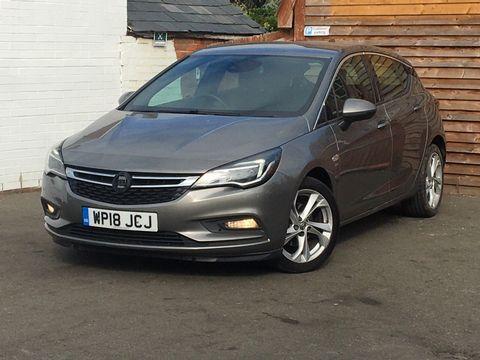 2018 Vauxhall Astra 1.4i Turbo SRi Nav 5dr - Picture 3 of 8