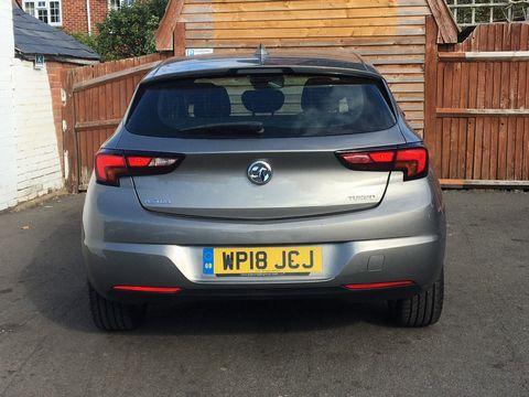 2018 Vauxhall Astra 1.4i Turbo SRi Nav 5dr - Picture 5 of 8